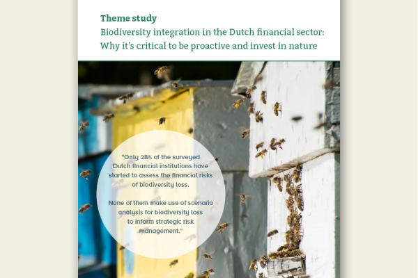 Onderzoek biodiversiteit en de financiële sector